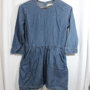 Abercrombie & Fitch M Denim Dress